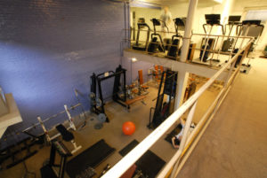 Fitness Center at The Tennis and Racquet Club