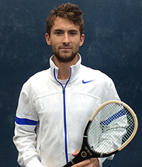 Assistant Court Tennis and Racquets Professional Leon Smart