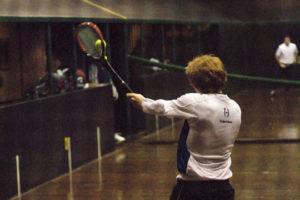 Court Tennis at The Tennis & Racquet Club
