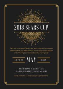 Sears Cup Invite Image